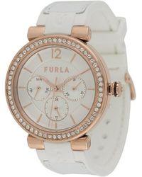 Furla Наручные Часы Multifunction - Белый