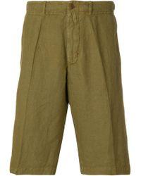 Corneliani - Knee Length Shorts - Lyst