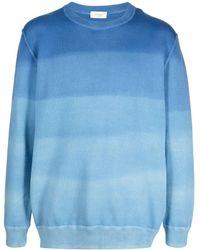 Altea - Gradient Fine-knit Jumper - Lyst