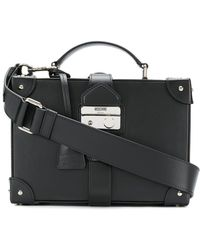 Moschino - Briefcase Bag - Lyst