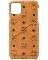 MCM ロゴ Iphone 11 Pro Max ケース - マルチカラー