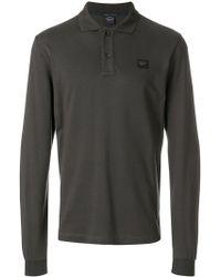 Paul & Shark | Logo Embroidered Polo Shirt | Lyst