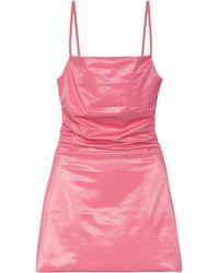 Maisie Wilen ミニドレス - ピンク