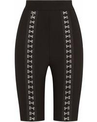 Dolce & Gabbana ショートパンツ - ブラック