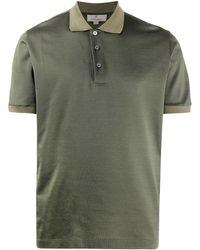 Canali ポロシャツ - グリーン