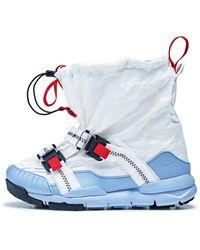 Nike Sneakers X Tom Sachs Mars Yard Overshoes - Bianco