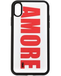 Dolce & Gabbana - Amore Iphone ケース - Lyst