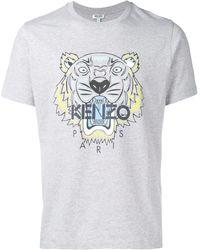 KENZO タイガー Tシャツ - マルチカラー