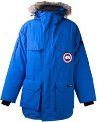 Canada Goose Expedition Parka - Blue