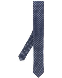 Eleventy - Printed Tie - Lyst
