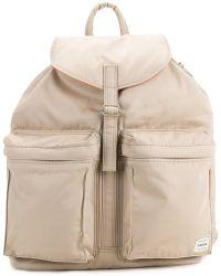 Mackintosh Porter Backpack - Natural