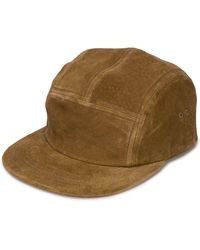 Hender Scheme Flat Baseball Cap - Brown