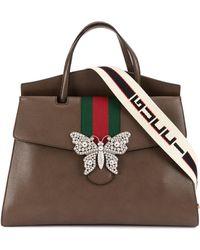 Gucci - Totem Large Top Handle Bag - Lyst