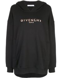 Givenchy - ロゴプリント パーカー - Lyst