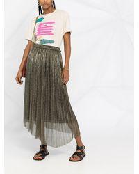 Étoile Isabel Marant Рубашка С Абстрактным Принтом И Короткими Рукавами - Многоцветный