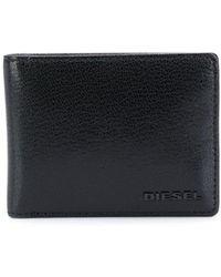 DIESEL Neela Xs Bi-fold Wallet - Black