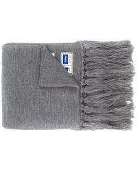 ADER error Schal mit Logo - Grau