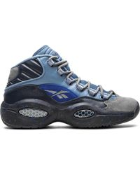 Reebok Question High-top Sneakers - Blauw