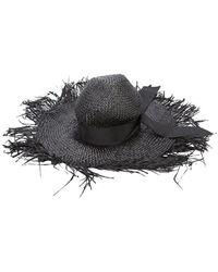 Gigi Burris Millinery | Destroyed Sun Hat | Lyst