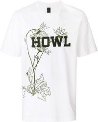 OAMC - Howl Slogan T-shirt - Lyst