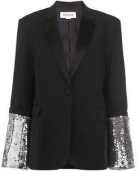 Monse - Large Sequin Cuff Jacket - Lyst
