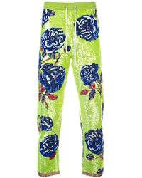 Ashish - Rose Sequin Trousers - Lyst