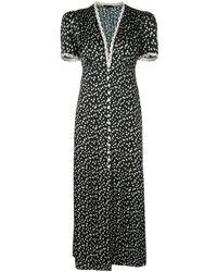 Morgan Lane Mila ドレス - ブラック