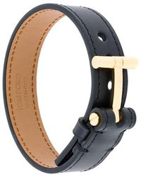 Tom Ford - Buckle Detail Bracelet - Lyst