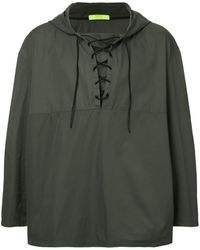 EX Infinitas - Anti-culture Lace-up Hoodie - Lyst