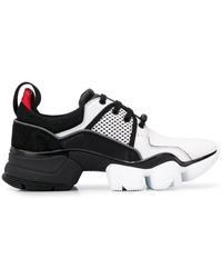 Givenchy Jaw Tweekleurige Sneakers - Zwart