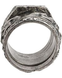 Tobias Wistisen - Multiple Moulded Chain Ring - Lyst