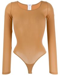 Wolford Buenos Aires String Bodysuit - Multicolor
