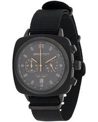 Briston Clubmaster Sport Horloge - Zwart