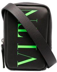 Valentino Vltn ショルダーバッグ - ブラック