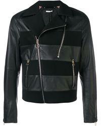 Paul Smith ライダースジャケット - ブラック