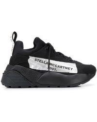 Stella McCartney エクリプス スニーカー - ブラック