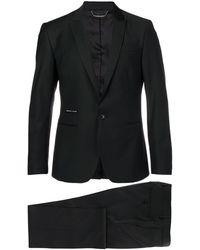 Philipp Plein Elegant フォーマルスーツ - ブラック
