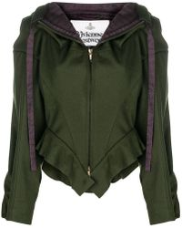 Vivienne Westwood - Off-the-shoulder Structured Jacket - Lyst