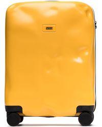 Crash Baggage Чемодан Icon - Желтый