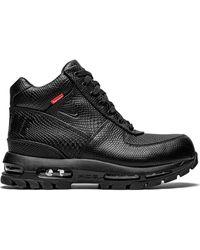 Nike X Supreme Air Max Goadome ブーツ - ブラック