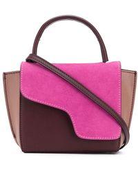 Atp Atelier Montalcino Mini Handbag - Pink