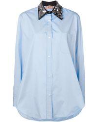 N°21 - オーバーサイズ シャツ - Lyst