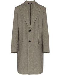 Dolce & Gabbana ハウンドトゥース シングルコート - マルチカラー