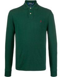 Polo Ralph Lauren ロゴ ポロシャツ - グリーン