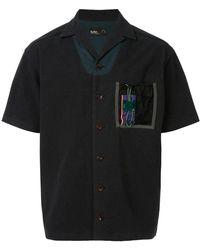 Kolor - Patch Short-sleeve Shirt - Lyst