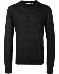 Helmut Lang ロゴ セーター - ブラック