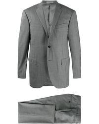 Corneliani Two-piece Formal Suit - Gray