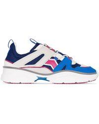 Isabel Marant Kindsay Low-top Sneakers - Blauw