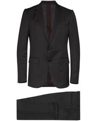 Ermenegildo Zegna Zweiteiliger Anzug - Grau