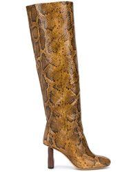 Rejina Pyo Allegra Knee-high Boots - Brown